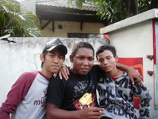 Hendra, Ryan, Ardiansyah