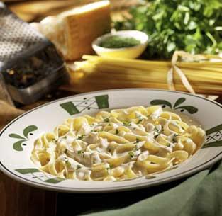 Sales Addict Olive Garden Never Ending Pasta