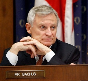 09 02 10c bachus Incoming GOP chairman Spencer Bachus says Congress exists to serve the banks