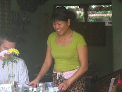 Small World-- Adventures in Bali: Wayan Nuriasih, Healer