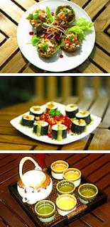Healthy Eating In Bangkok and Bali