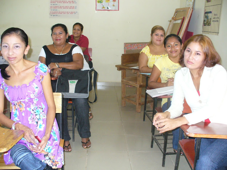 ESTUDIANTES DE EDUCACION DE CRUCHIO
