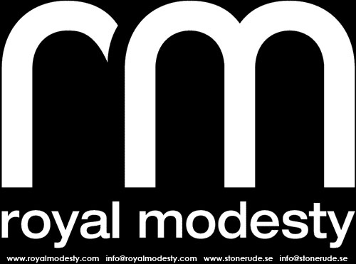 Royal Modesty - The Blogging Band
