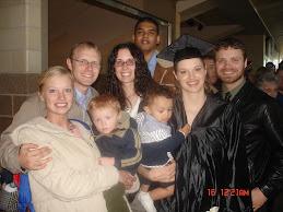 Jenise's Graduation!