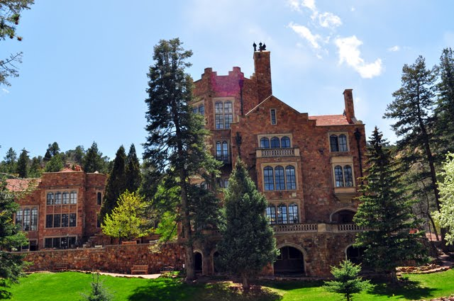 Random Thoughts And Treasures Glen Eyrie Castle Part 1