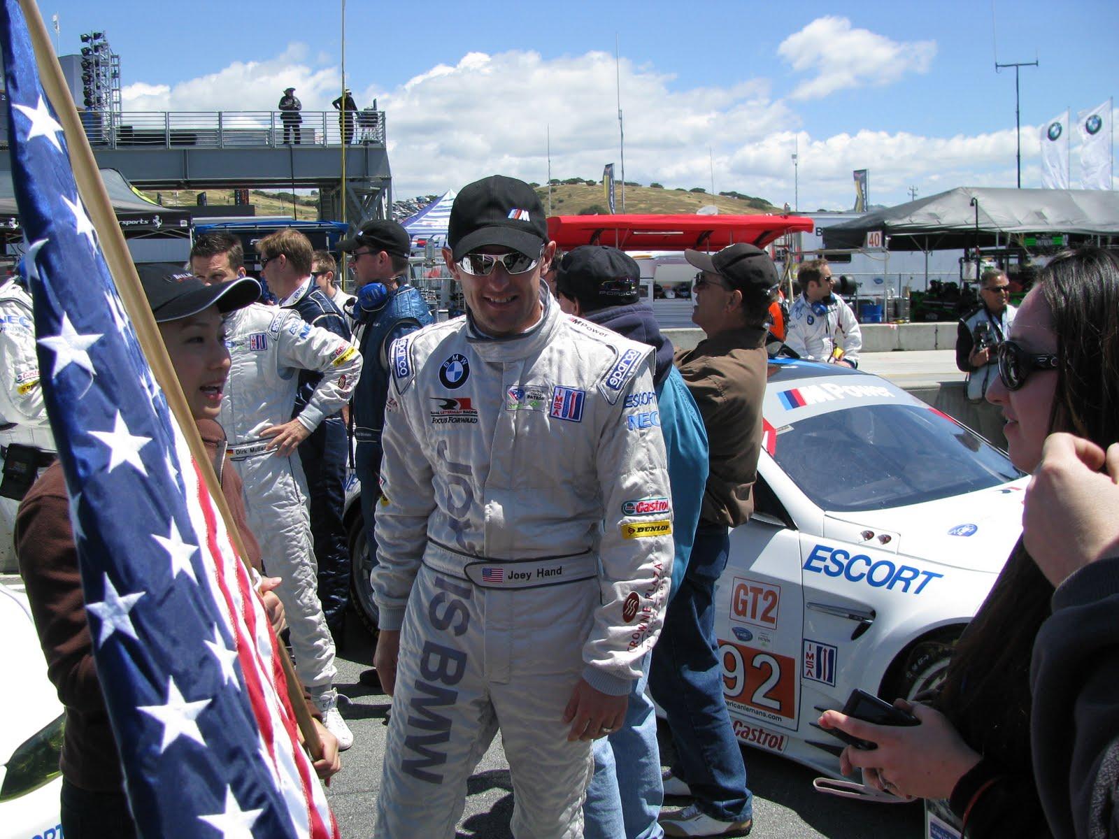 Mazda Raceway Laguna Seca 2010