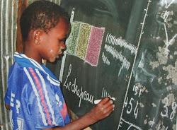 Un élève en 2002