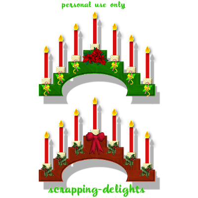 http://scrapping-delights.blogspot.com/2009/11/christmas-candle-arch-freebie.html