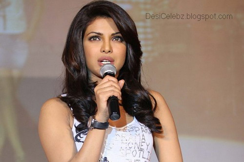 Priyanka Chopra at the launch of new levi