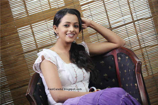 Cute Bhavana photoshoot