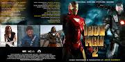 Iron Man 2 (John Debney) (iron man front)