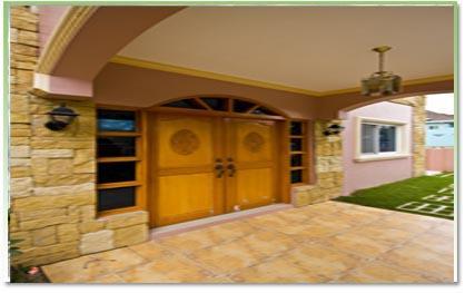 Dizon estate model house