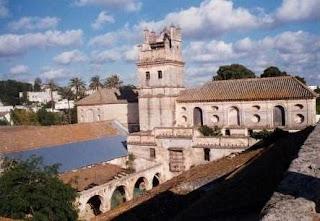 Conjunto Monumental Casa Arizón, en Sanlúcar de Barrameda [Foto: Aula Gerión]