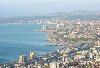 Valparaíso, ciudad sede de las jornadas [Foto: Empresa Portuaria Valparaíso]
