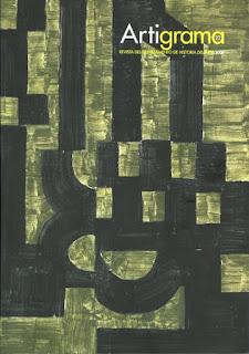 Artigrama, número monográfico sobre arte andalusí