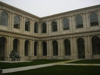 Museo Patio Herreriano [Foto: Alejandro Pérez Ordóñez]