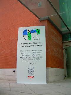 CCHS-CSIC [Foto: Alejandro Pérez Ordóñez]