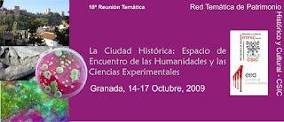 10ª Reunión de la Red de Patrimonio Histórico y Cultural del CSIC