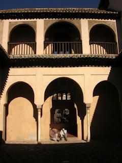 Palacio nazarí de Dar al-Horra [Foto: Alejandro Pérez Ordóñez]