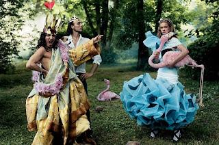 John Galliano Alice in Wonderland @ theotherchic