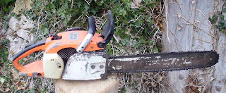 Stihl 032 AV Chainsaw