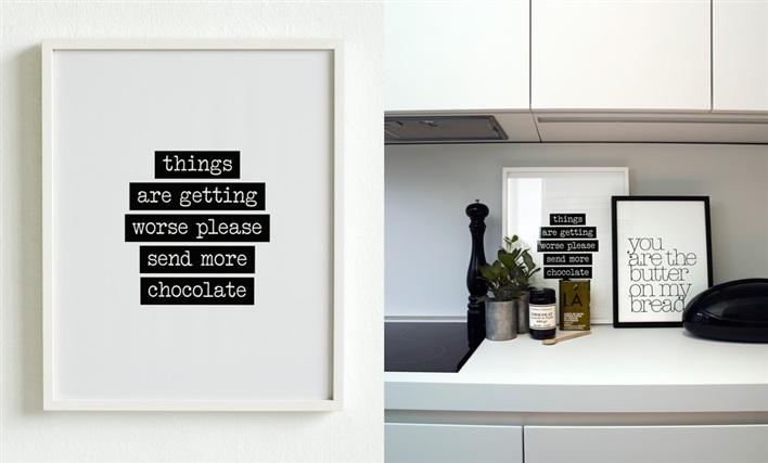 Spreuken Op Tegels : Interiur huis keuken de moderne spreuk tegels