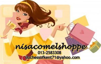 nisacomelshoppe