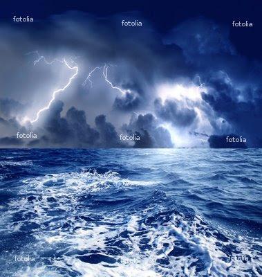 villám vihar storm lightning