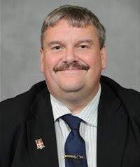 Labour Councillor John J. Friary