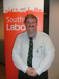 Me at the Fourth Southwark Labour Party Conference 2010