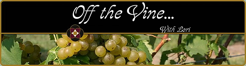 Off the Vine...With Lori