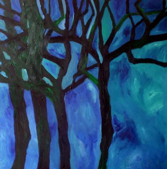 óleo sobre tela 2009