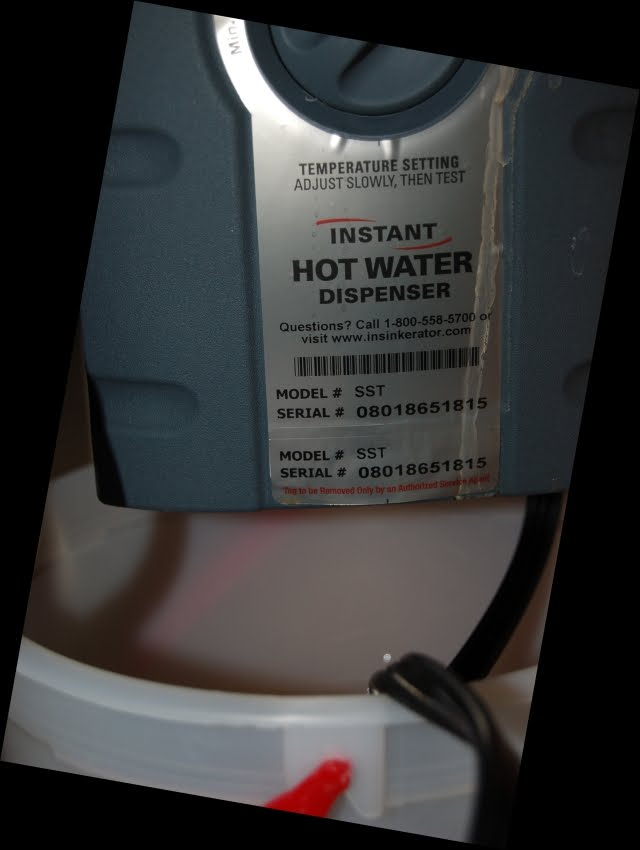 sst instant water dispenser hot Insinkerator