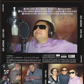 """GRANDE SUCESSO!!!""""CD NOVA VIDA"""""""
