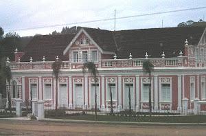 Casa da Família Kretzer em São Pedro de Alcântara/SC