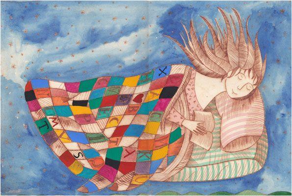La cama voladora 2010 nenoi for Cama voladora