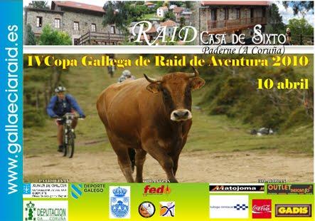 Eolo actividades turismo activo raid casa rural de sixto - Casa de sixto paderne ...
