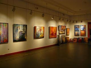 La exposición en La Casona
