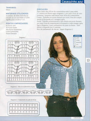 CHALECO PARA MUJER A CROCHET