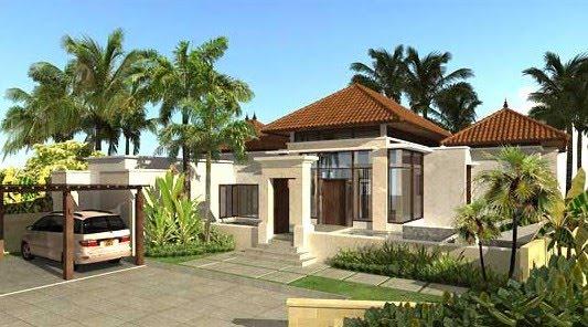 Desain Rumah Bali Modern | Joy Studio Design Gallery - Best Design