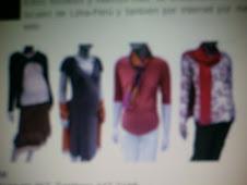 ropa  femenina
