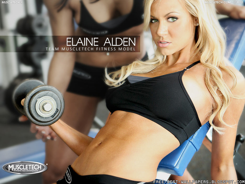 Alden Female Fitness Model Free Best Windows P Vista Wallpapers