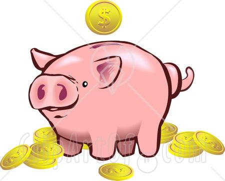 coins clip art