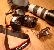 Fotograferar med.....