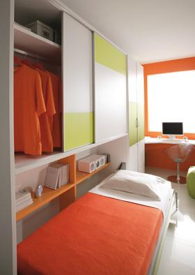 Camas abatibles y literas abatibles jjp - Habitaciones camas abatibles ...