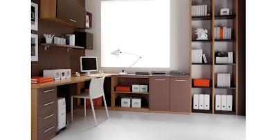 Mesas de estudio a medida escritorios for Muebles modernos en madrid
