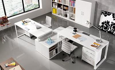 Habitaciones de estudio y trabajo despachos for Cuarto de estudio para adultos