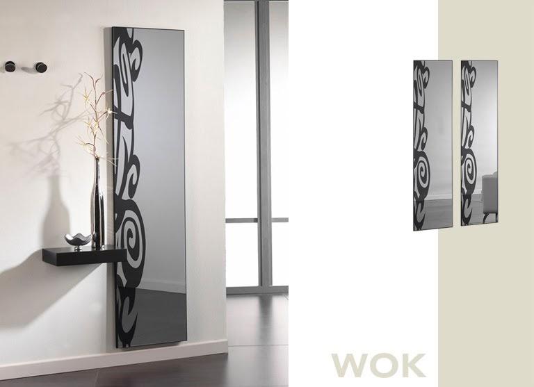 Recibidores modernos recibidores de dise o - Recibidores con estilo ...