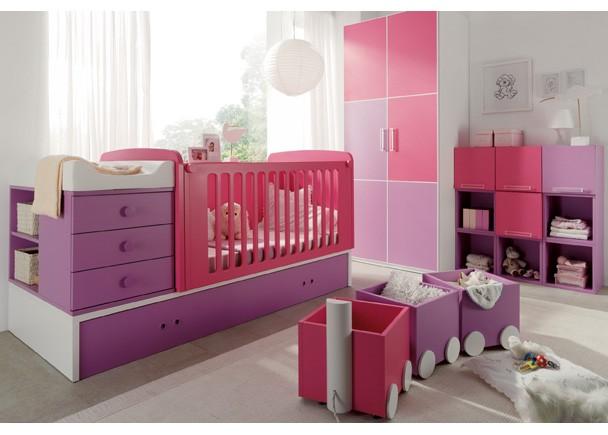 Dormitorio con cama individual - Dormitorios infantiles madrid ...
