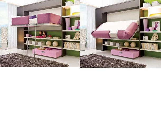 Tienda muebles modernos muebles de salon modernos salones - Camas abatibles clei ...